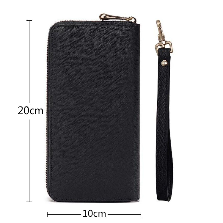 Photo Top-Grain Leather Wallet